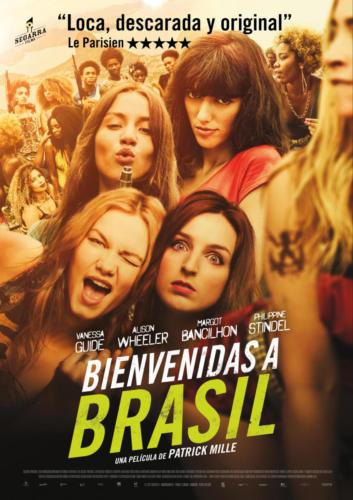 Póster HQ - Bienvenidas a Brasil