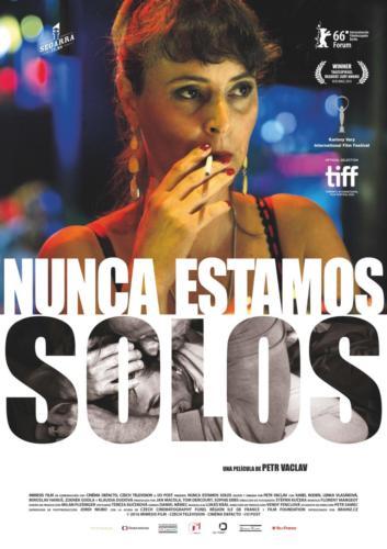 Nunca Estamos Solos - Poster ESP 70x100
